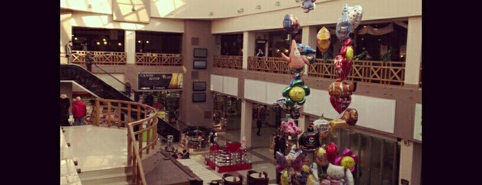 Arkadia Mall is one of EURO 2012 FRIENDLY (SHOPPING MALLS).