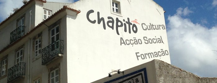 Chapitô is one of Food & Fun - Lisboa.