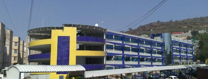 Universidad Justo Sierra is one of DF Todas.