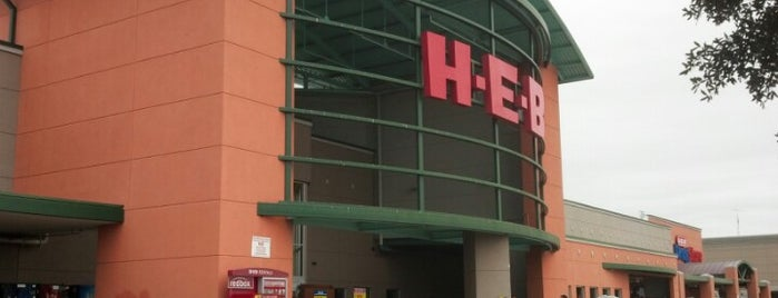H-E-B is one of Austin, Texas.