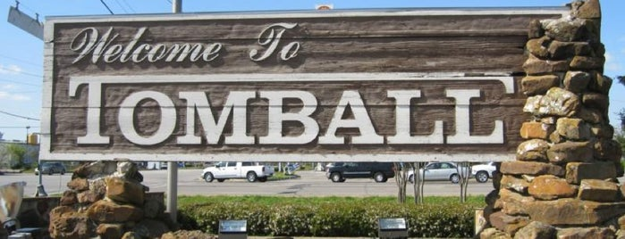 Tomball, TX is one of Some where in Tomball, Texas.