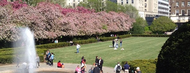 Conservatory Garden is one of Must-visit Great Outdoors in New York.