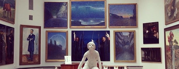 Thielska Galleriet is one of Stockholm Misc.