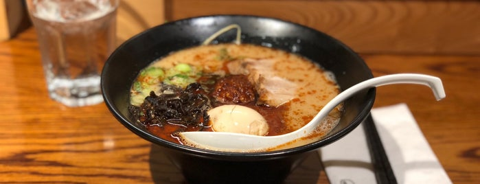 Ippudo London is one of TO DO LIST ✔.