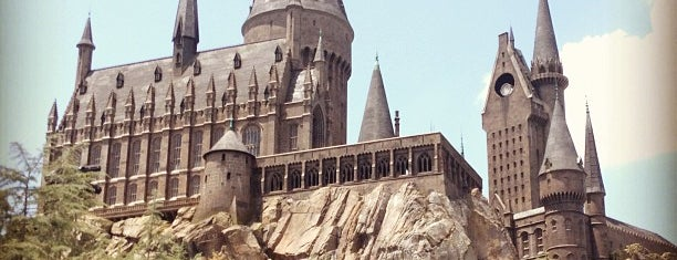 The Wizarding World Of Harry Potter - Hogsmeade is one of Orlando's must visit!.