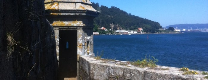 Castelo de San Felipe is one of To do's Viveiro.