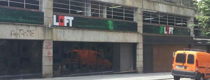 Loft is one of Vigueses.com Copas, nocturno.
