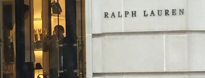 Ralph Lauren Corporate Office is one of NYC - Stores.