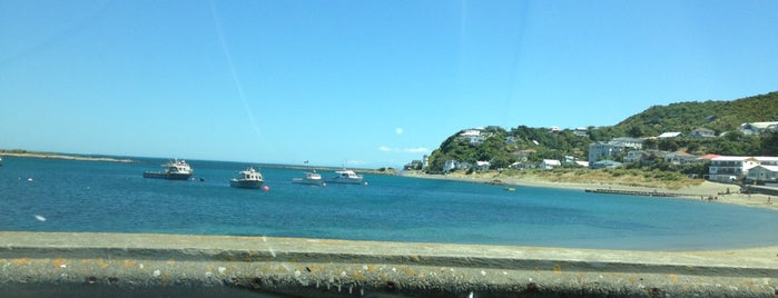 Island Bay is one of New Zealand.