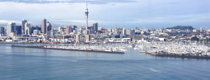 Viaduct Harbour is one of NZ to go.