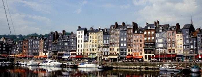 Honfleur is one of Recommandations.