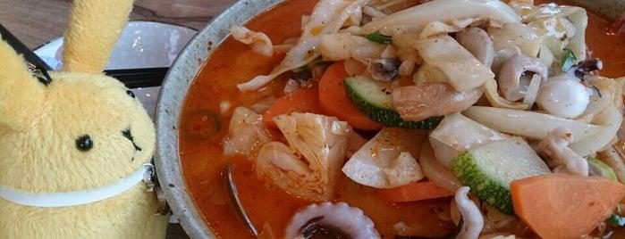 심야식당 원스키친 is one of Itaewon food.