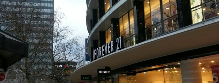 Forever 21 is one of Berlin.