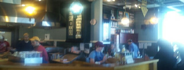 Potbelly Sandwich Shop is one of Fave Eats.