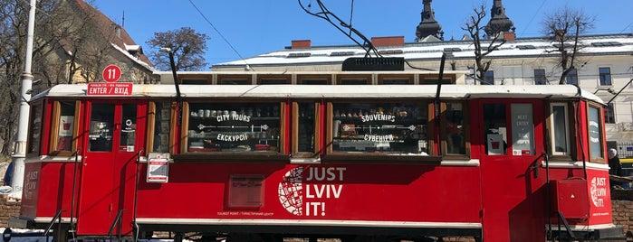 Just Lviv It! is one of Lviv.