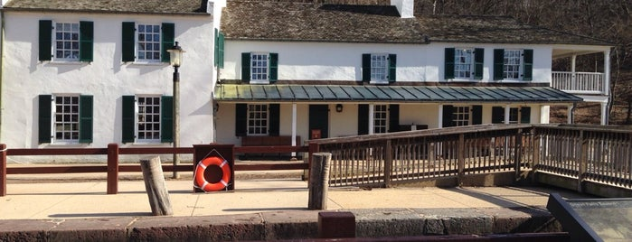 C&O (Chesapeake & Ohio) Canal National Historical Park - Great Falls Tavern Visitor Center is one of Maryland.