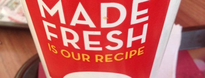 Wendy's is one of Comida.