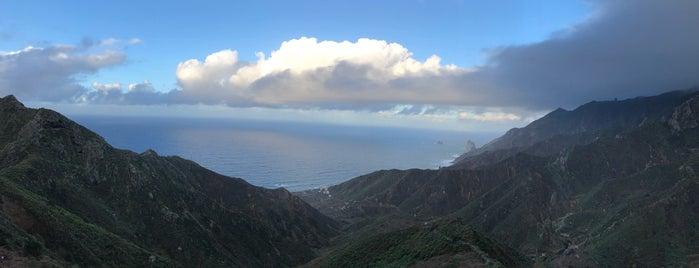 Mirador de Amogoje is one of Turismo por Tenerife.