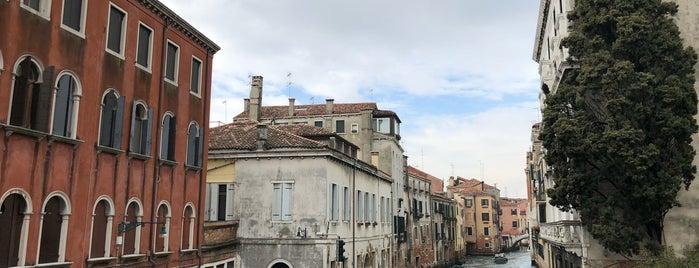 Palazzo Foscari (Ca' Foscari) is one of ZeroGuide • Venezia.