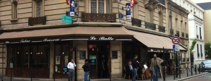 Le Balto is one of Top restaurants @Boulogne Billancourt.