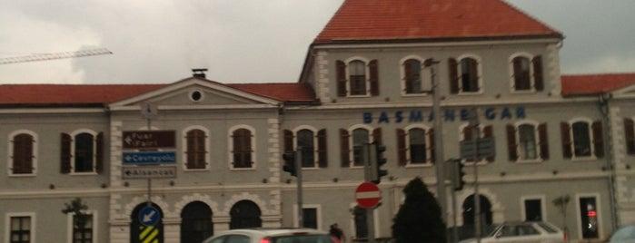 Basmane is one of Özledikçe gideyim - İzmir.