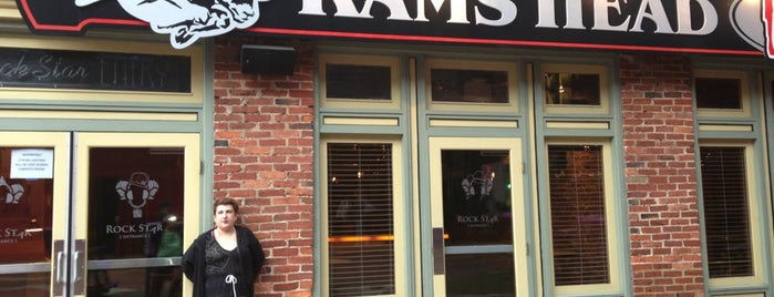 Rams Head Live is one of B-More's finest! Best of Baltimore! #visitUS.