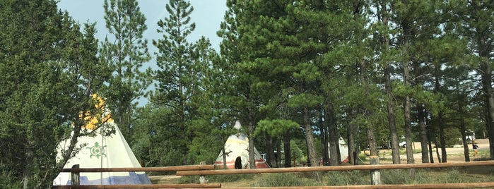 Ruby's Inn Campground is one of Historic Hotels to Visit.