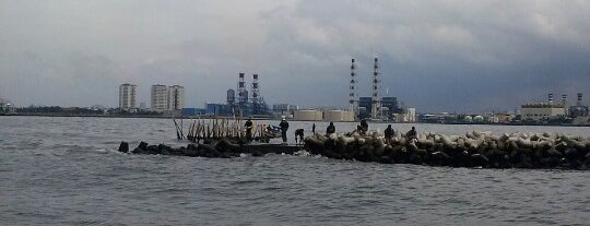 Pelabuhan Muara Angke is one of Enjoy Jakarta 2012 #4sqCities.