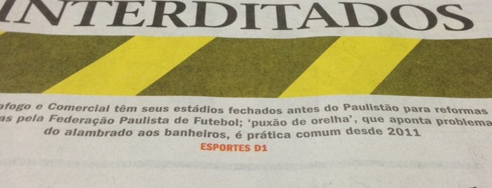Jornal A Cidade is one of Centro - Ribeirão Preto.