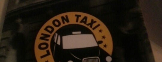 London Taxi is one of Cyprus.