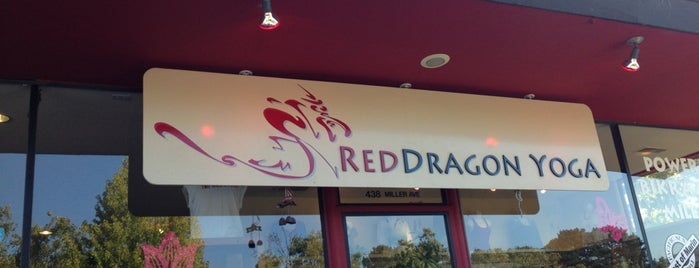 Red Dragon Yoga is one of The best of California Yoga.