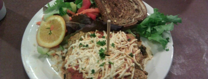 Green Vegetarian Cuisine & Coffee is one of Food.