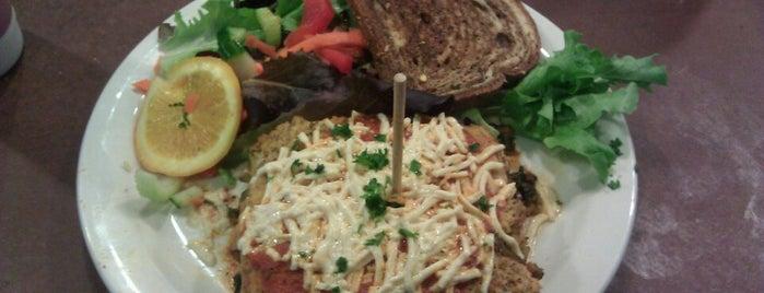 Green Vegetarian Cuisine & Coffee is one of Current Best Of San Antonio 2012.
