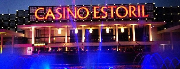 Casino Estoril is one of abc in Lisbon.