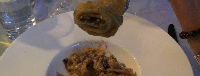 Restaurant Cacio e Pepe is one of Zuerich.