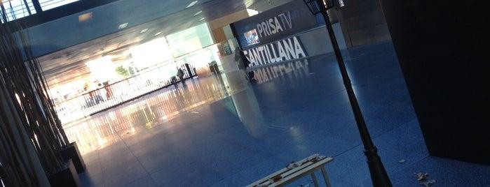 Santillana Negocios Digitales is one of PRISA Facilities.