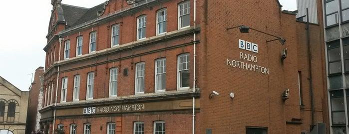 BBC Radio Northampton is one of BBC Locations!.