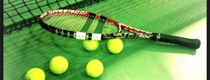 Теннисный центр «Крокус» is one of Надо посетить.