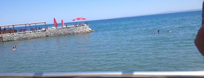 Mardin Restaurant & Beach is one of Yeme & İçme.