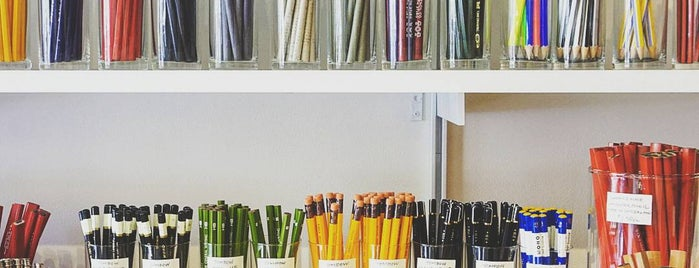 CW Pencil Enterprise is one of 11 Howard + Foursquare Guide to Lower East Side.