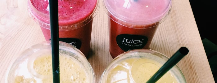 Juice Drinkers Fredry is one of Hot Design, Art and Living in Poznań.