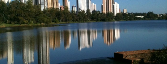 Lago Igapó is one of Best places in Londrina, Brasil.