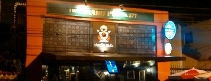 Studio Pub is one of Bebida e Petiscos.