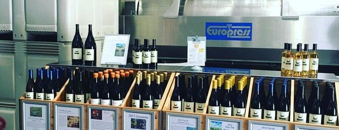 Jaffurs Wine Cellars is one of The 15 Best Places for Wine in Santa Barbara.