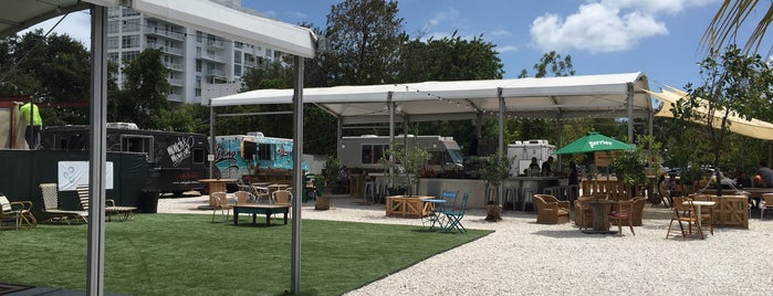 The Wynwood Yard is one of The 15 Best Places That Are Good for Groups in Miami.