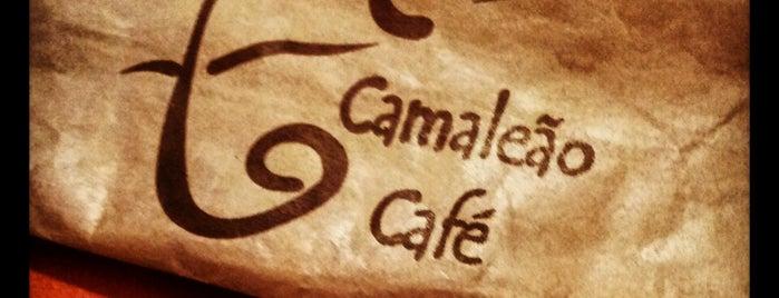Camaleão Café is one of Restaurantes.