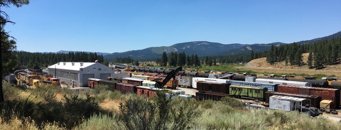 Western Pacific Railroad Museum is one of Northern California Railfans' List.