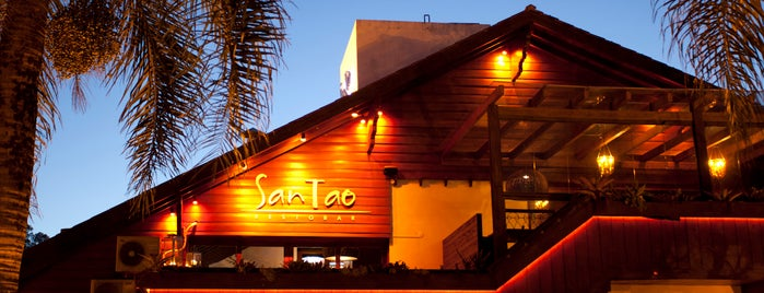 San Tao Restobar is one of Gramado e Canela.