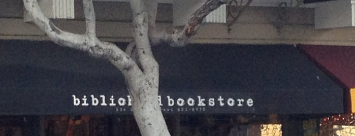 Bibliohead Bookstore is one of Mid-Market.