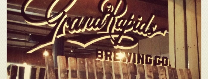 Grand Rapids Brewing Company is one of Chicagoland Breweries.